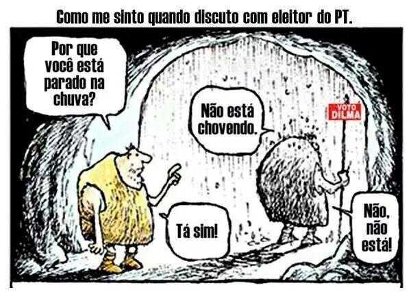 """Exemplo:""""Não ouve roubo na Petrobras"""""""