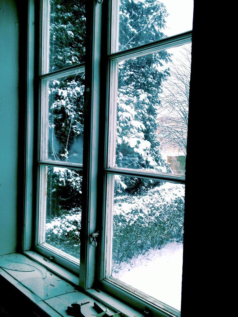 Vinter i huset