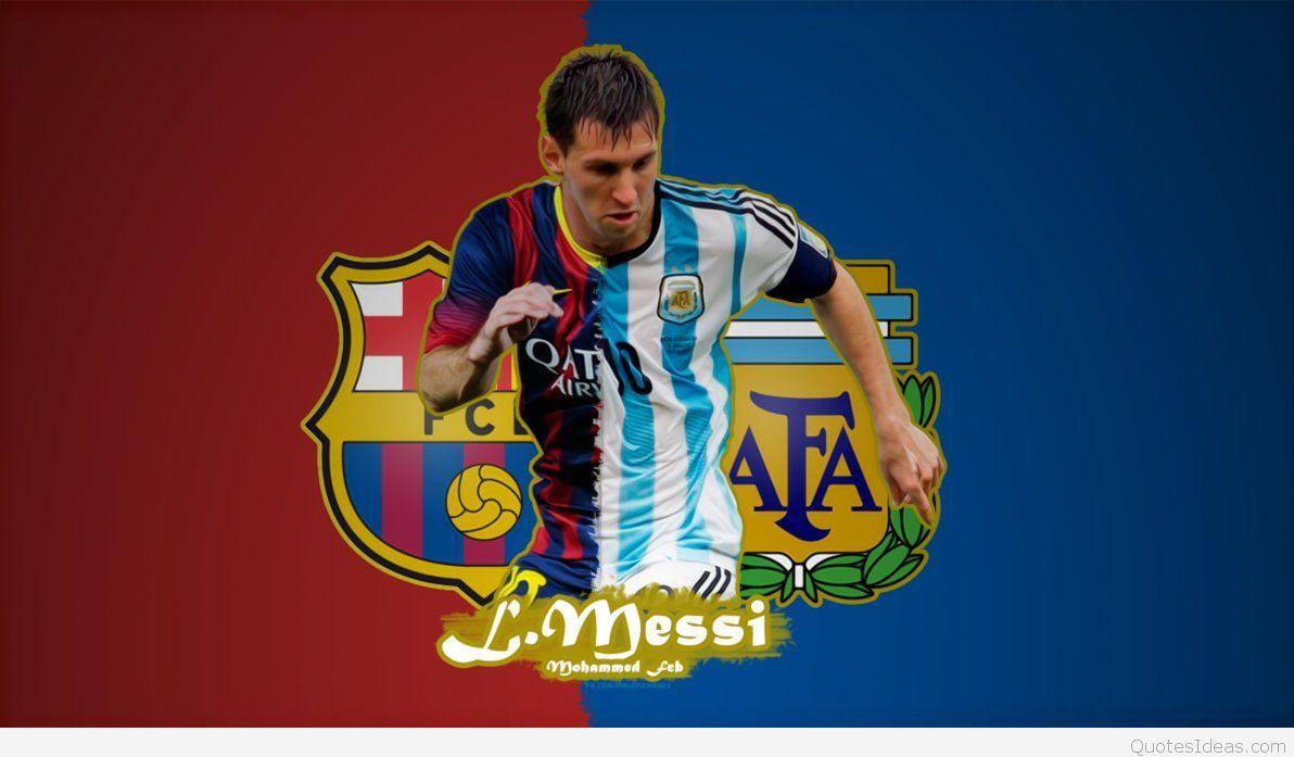 Messi Wallpaperbarcelona Argentina Best Wallpaper Hd Lionel Messi Wallpapers Lionel Messi Messi Argentina