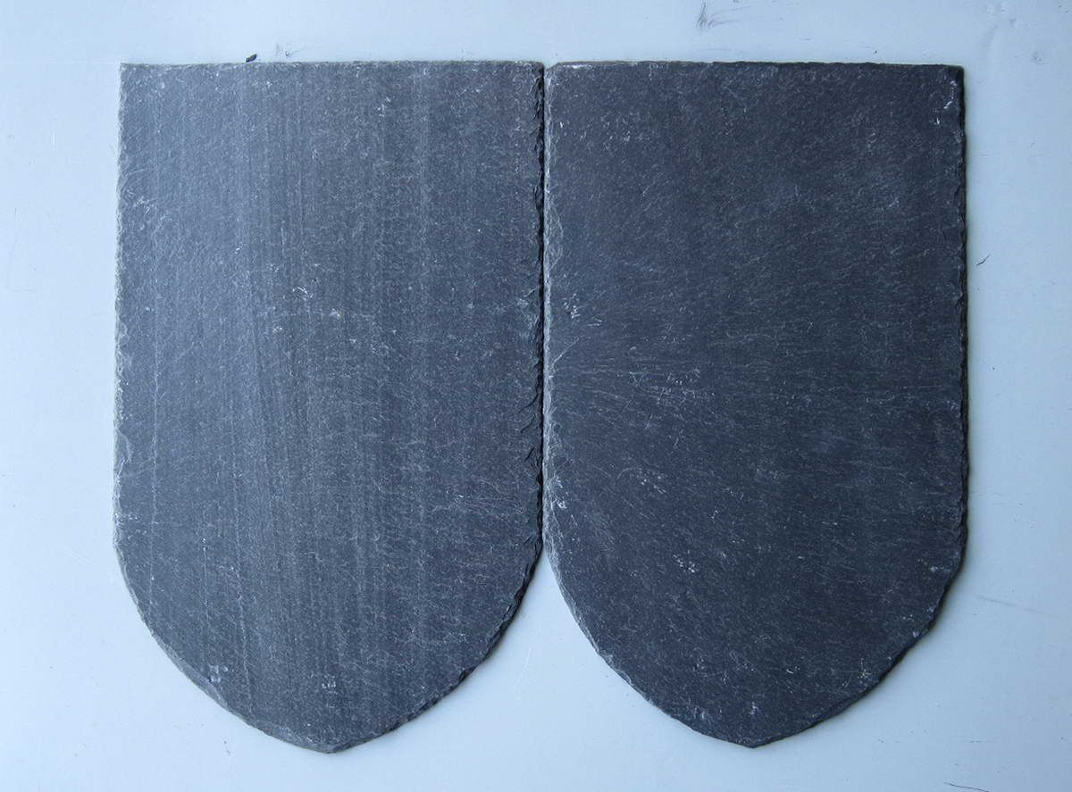 Grey slate roof tiles, mystic grey slate is unfading & non-weathering. Hot selling in America and Canada, the light weight is 6-8mm, heavy weight is 7-9mm.