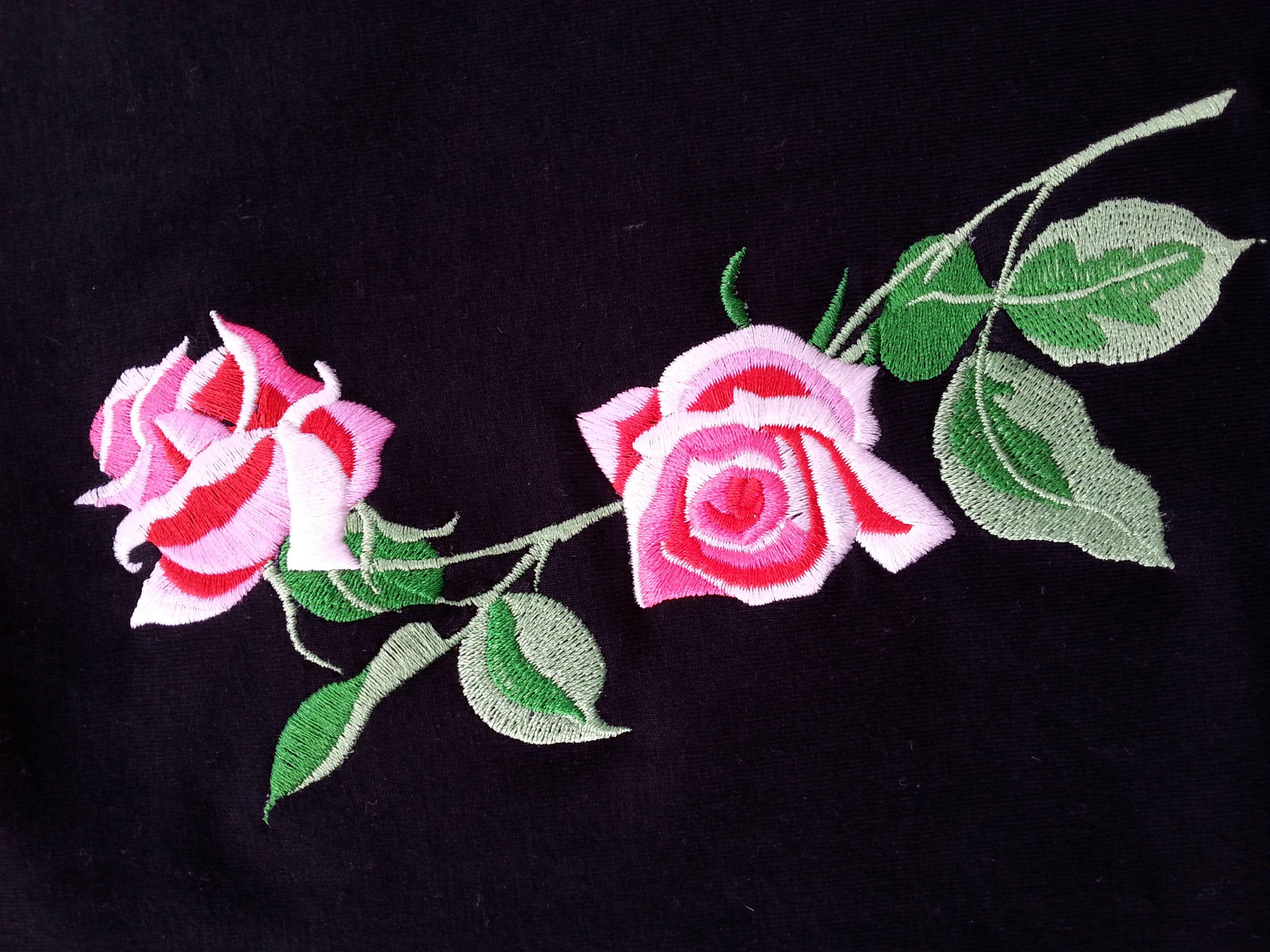 Borduursel embroidery