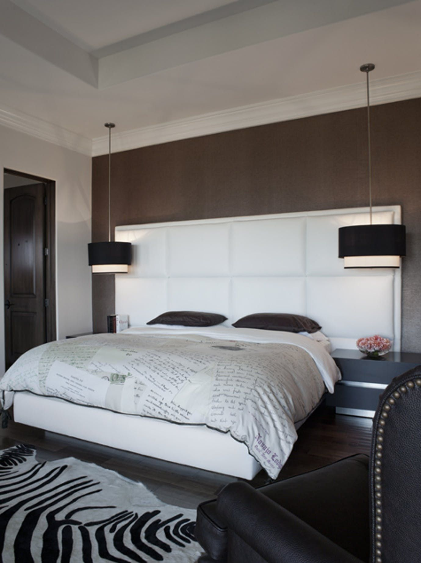 Los Gatos Residence Bedroom Contemporary By Lizette Marie Interior Design
