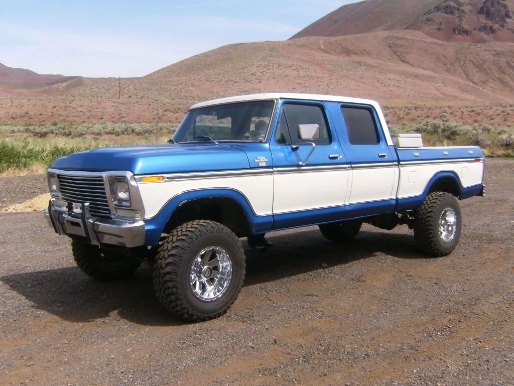 Crewcab Only Thread Ford Truck Enthusiasts Forums Ford Crew