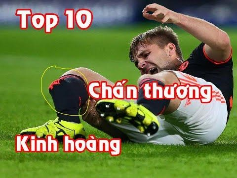 Top 10 Worst Broken Leg Injuries Ever In Football History Những Pha Ch