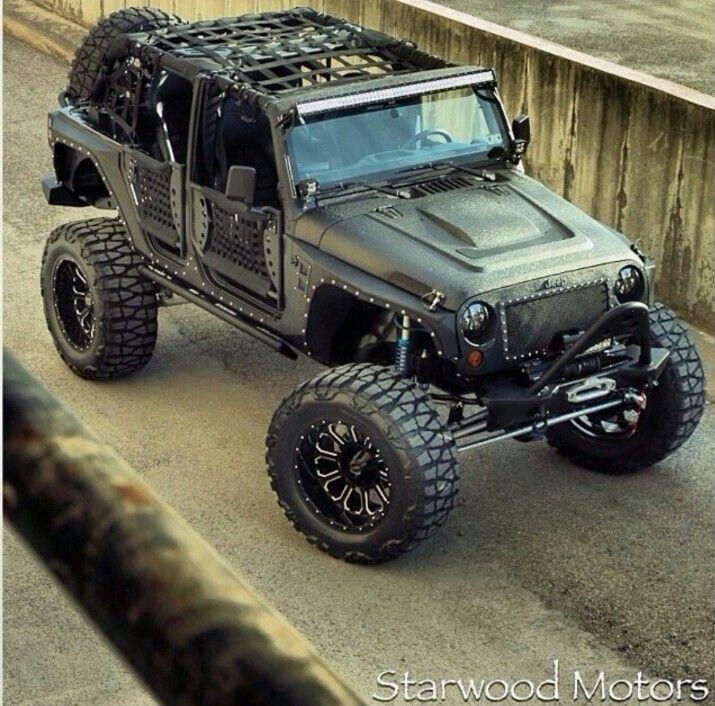 Bad ass Jeep ~ Starwood Motors