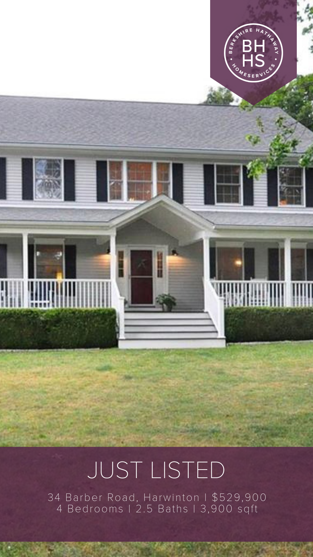 Check Out This Amazing Home In Harwinton Connecticut House Open House Outdoor Decor