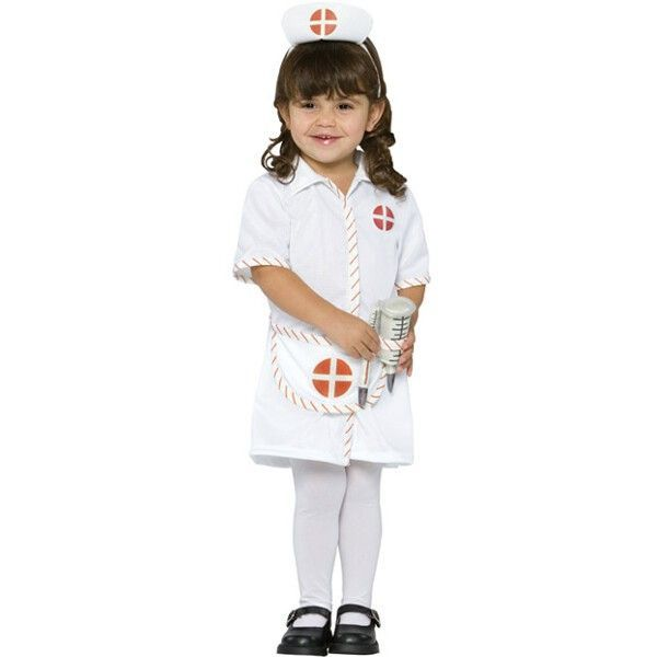 Nurse Child Costume