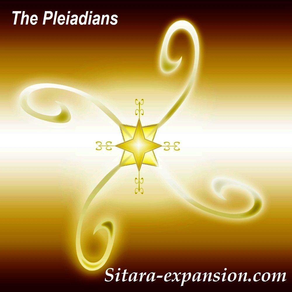 The Pleiadian Soul Symbol Used In Atlantis & Lemuria: Now Held In