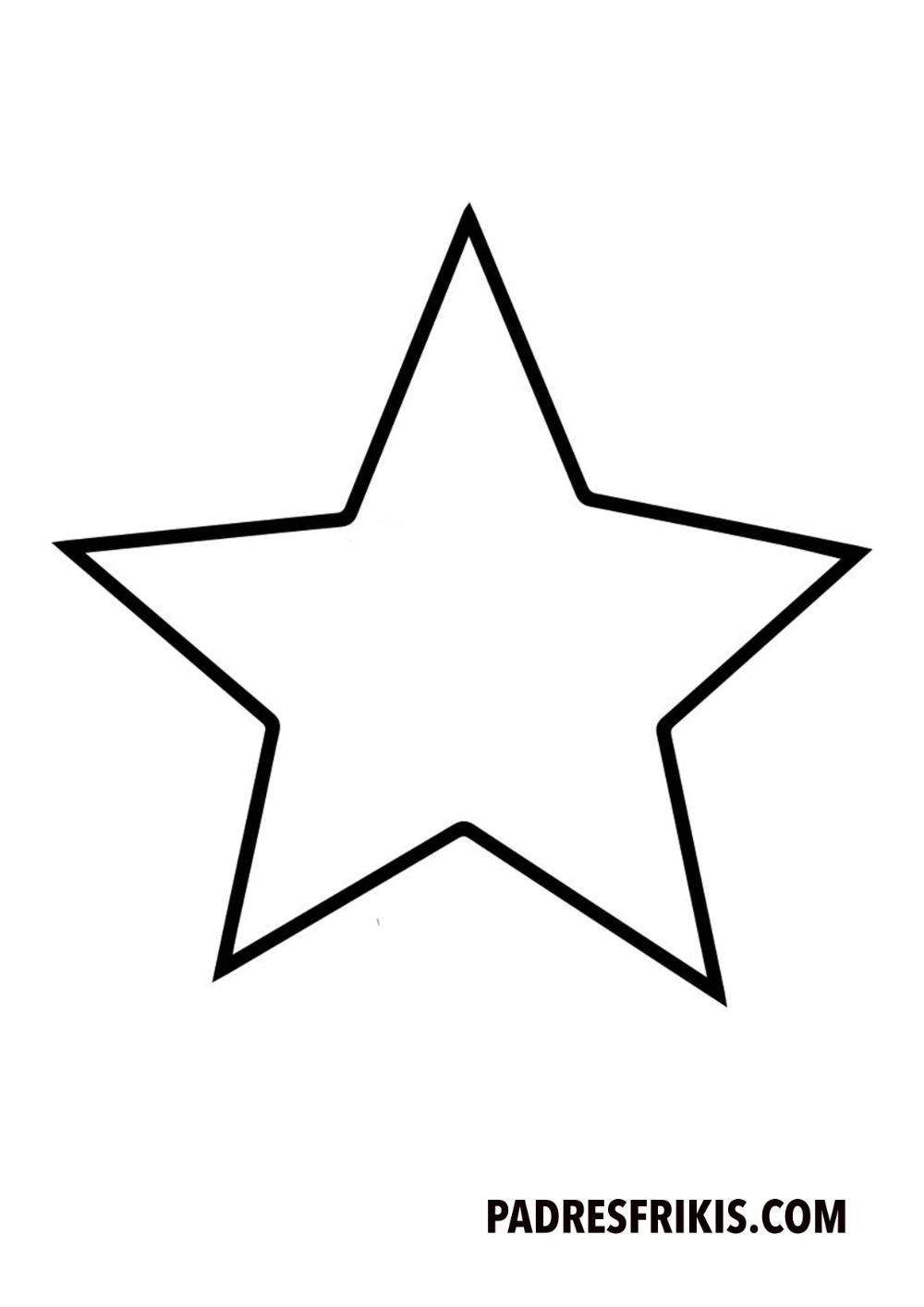 Plantillas De Estrellas Para Colorear E Imprimir Padres Estrellas Para Imprimir Imprimir Sobres Dibujos De Estrellas
