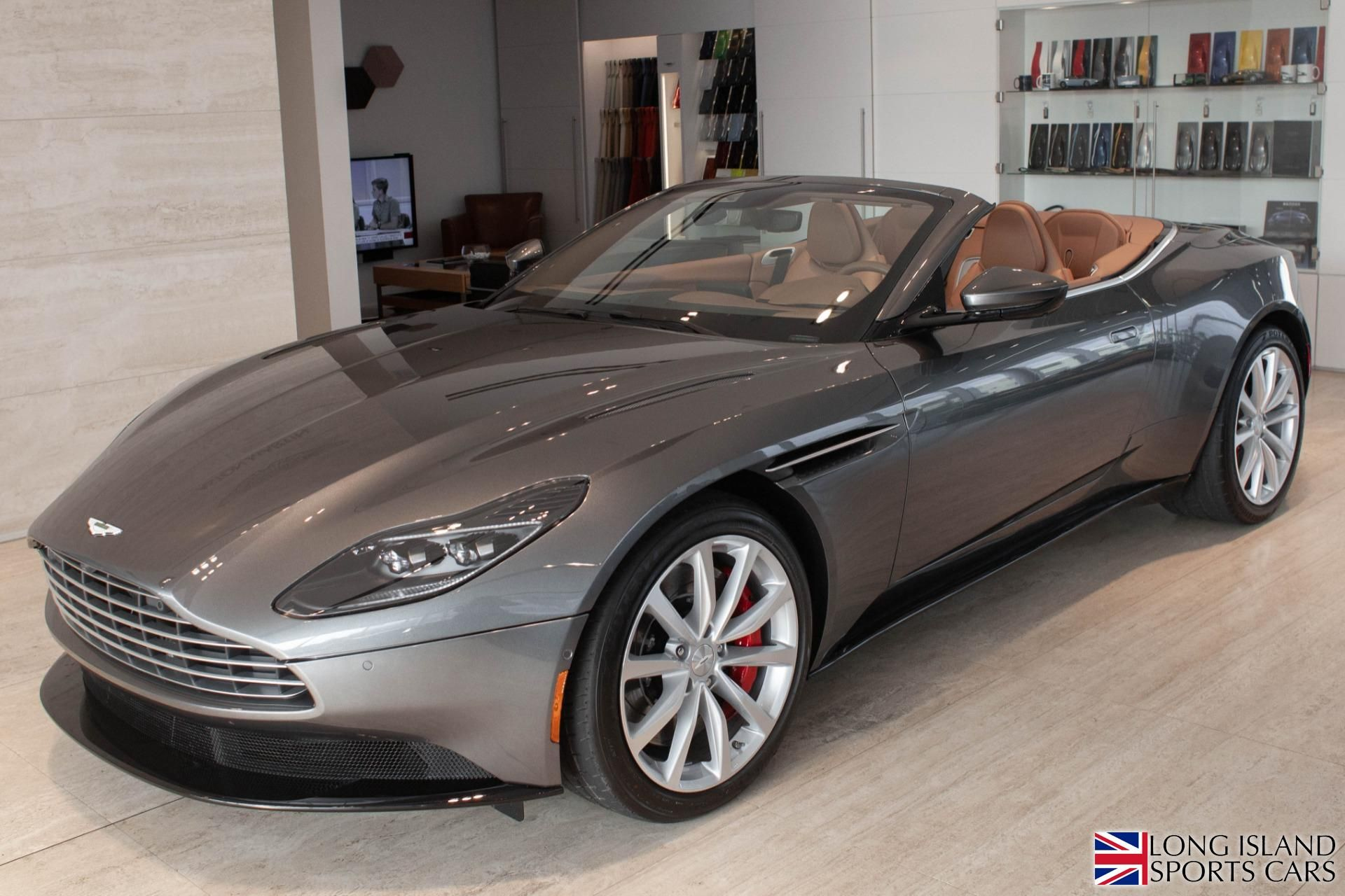 Used 2019 Aston Martin Db11 V8 Volante Roslyn Ny Aston Martin