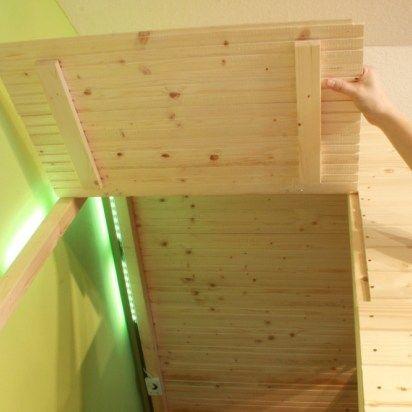 DIYSpielhaus für Kinder Anleitung zum Nachbauen von