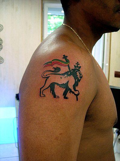 Lion Of Judah Tattoo Tattoo