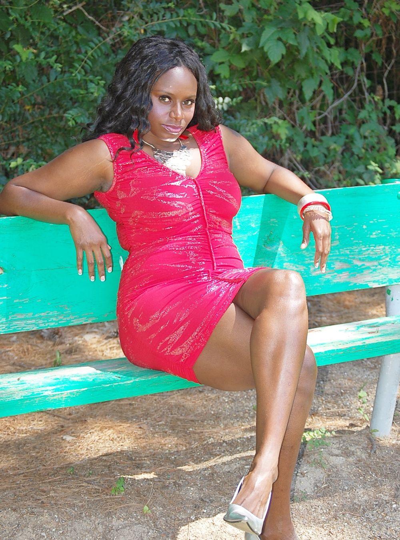 Black Women With Muscular Legs