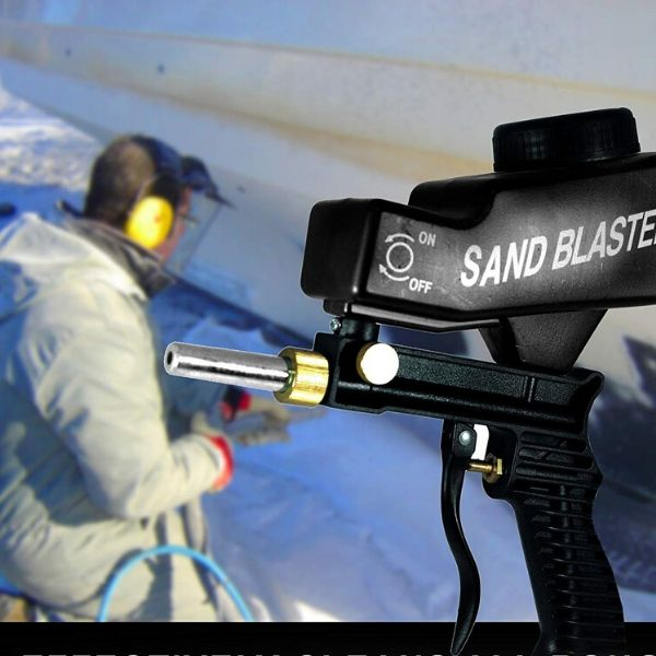 What Size Air Compressor Do I Need For Sand Blaster