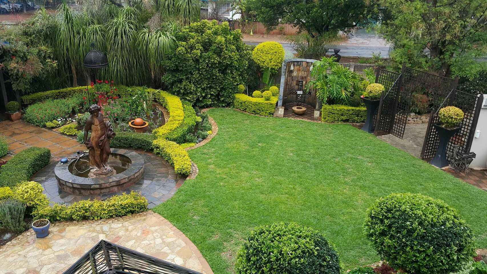 Garden By Designer Gardens Landscaping Www Designergardenlandscaping Co Za In Centurion Pretoria Gauteng Garden Design Beautiful Gardens Garden Landscaping