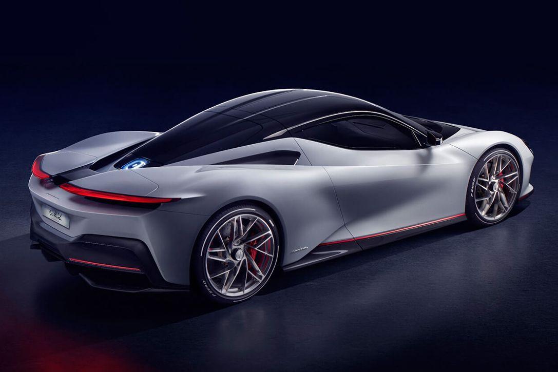 2020 Pininfarina Battista Hypercar Hiconsumption Geneva Motor Show Sports Car Power Cars