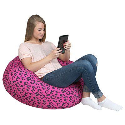 Bean Bag Chairs at Big Lots. ---SHOPPING FOR NEW APT. MAY GET THIS ... 58f204a6f398b