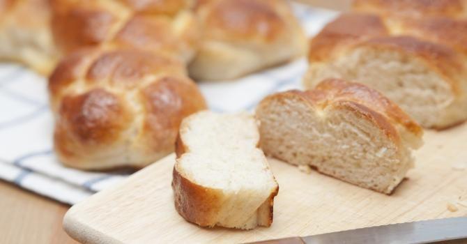 Brioche Sans Beurre Ni Huile Au Fromage Blanc 0 Recette Ww