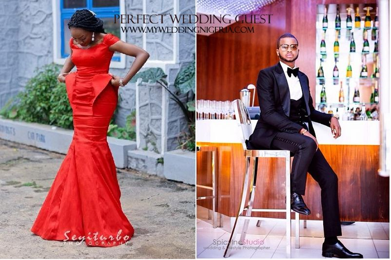 what to wear for a nigerian wedding