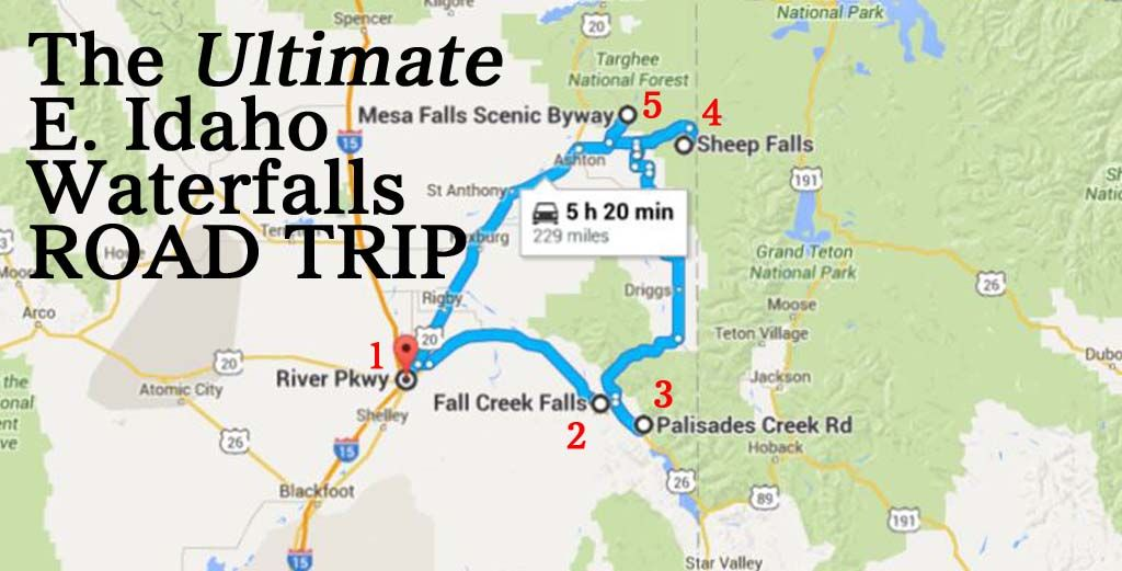 The Ultimate Eastern Idaho Road Trip Is Here And Youll Want To