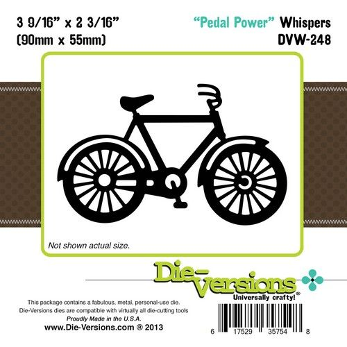 Die Versions Whispers Pedal Power Bicycle Bike With Images