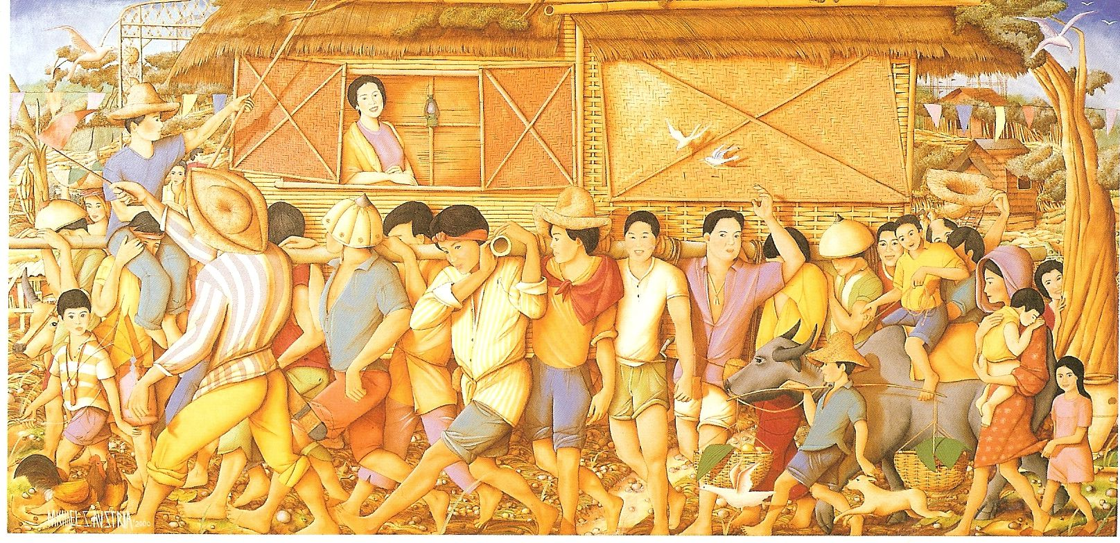 Philippines = MORE TRADITIONS One of the more persistent