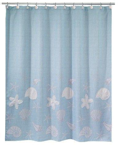 Avanti Shower Curtain Variation Parent Aqua Curtains Beach