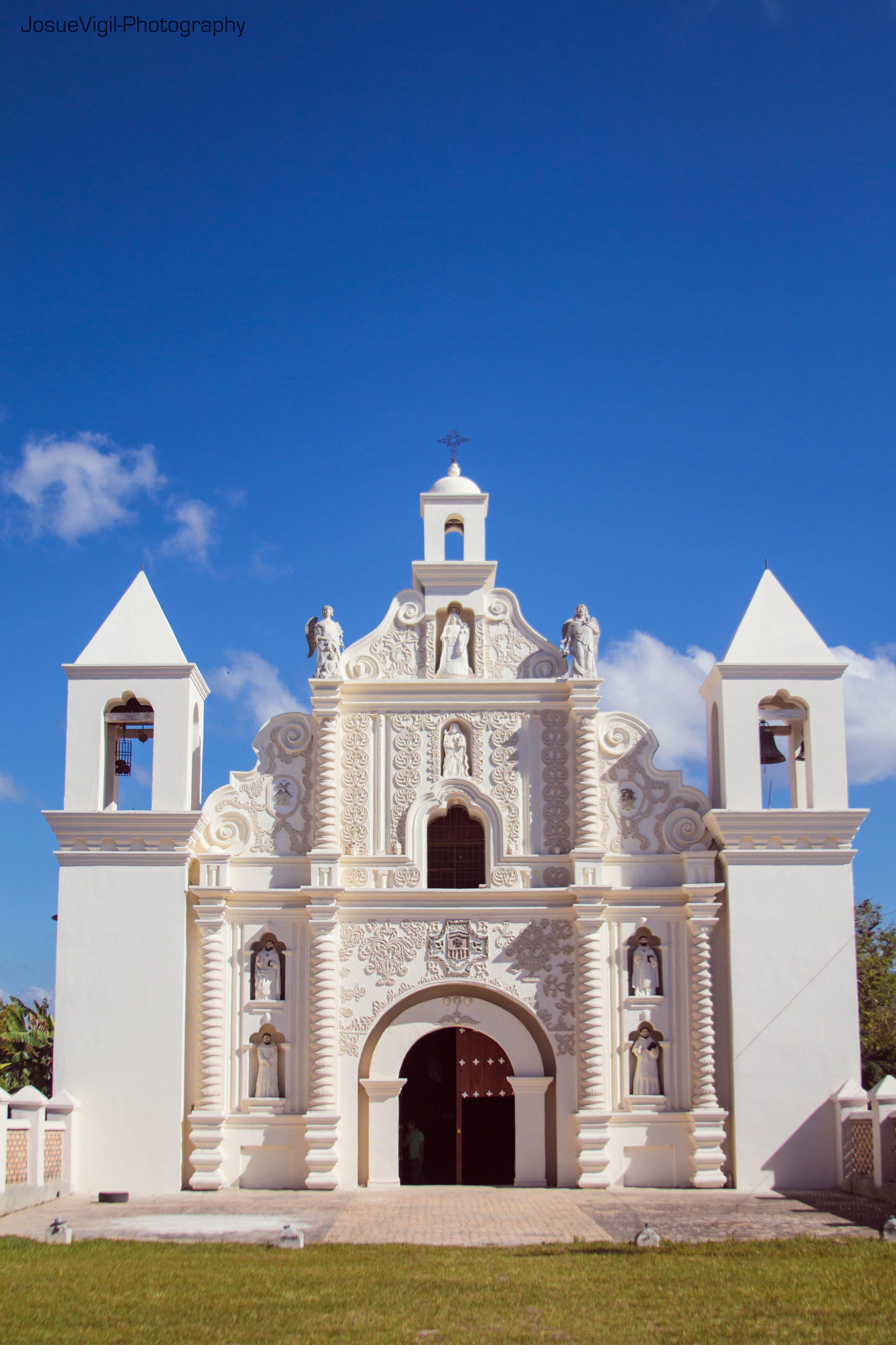 Iglesia La Merced, Gracias Lempira Iglesia, Casitas, Casas