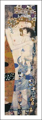 Three Ages of Woman » Gustav Klimt » Kunst » Plakat