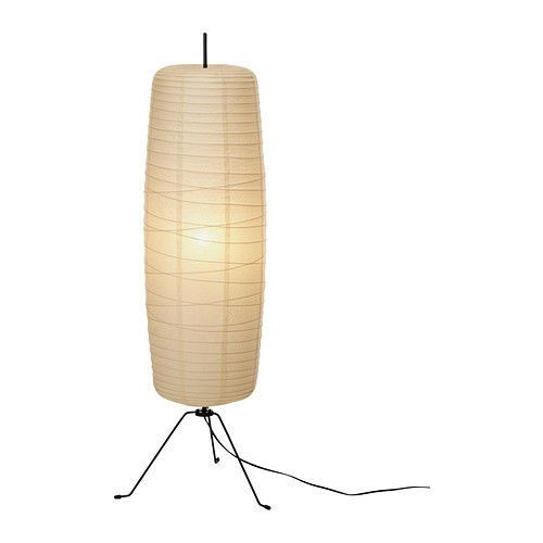 New Ikea Modern Floor Lamp Shade Rice Paper Gives A Soft Mood Light Ikea Floor Lamp Floor Lamp Modern Contemporary Floor Lamp