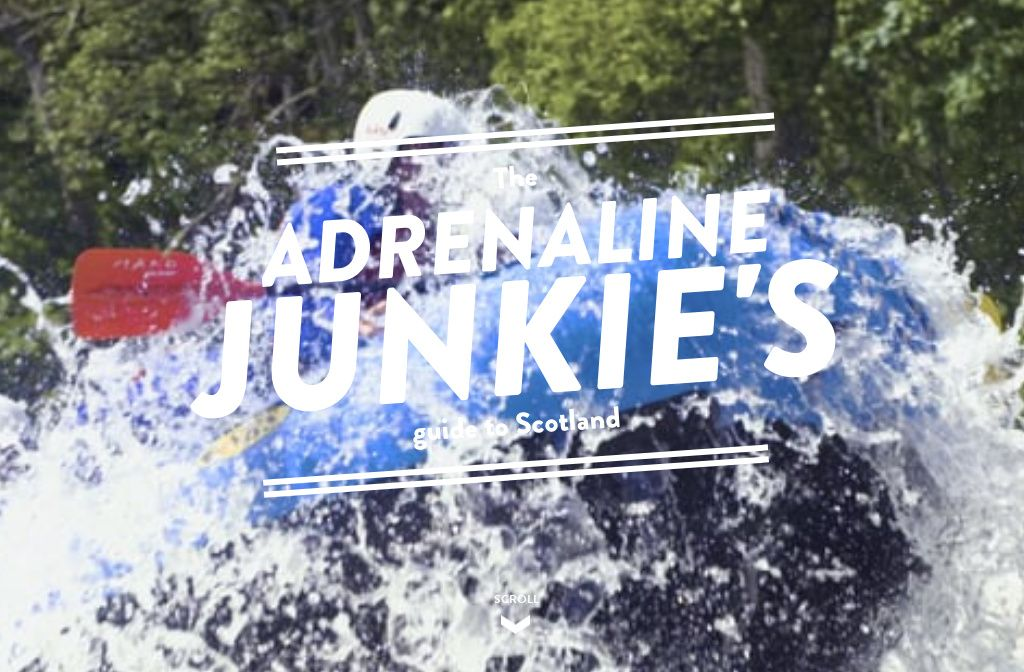 Adrenaline Junkie's Guide to Scotland | VisitScotland