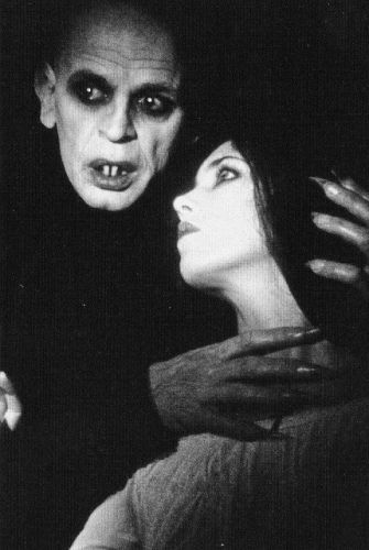 """Nosferatu the Vampyre is a 1979 West German vampire horror film written and directed by Werner Herzog. Its original German title is Nosferatu: Phantom der Nacht (""""Nosferatu: Phantom of the Night""""). The film is set primarily in 19th century Wismar, Germany and Transylvania, and was conceived as a stylistic remake of the 1922 German Dracula adaptation, Nosferatu, eine Symphonie des Grauens. It stars Klaus Kinski as Count Dracula"""