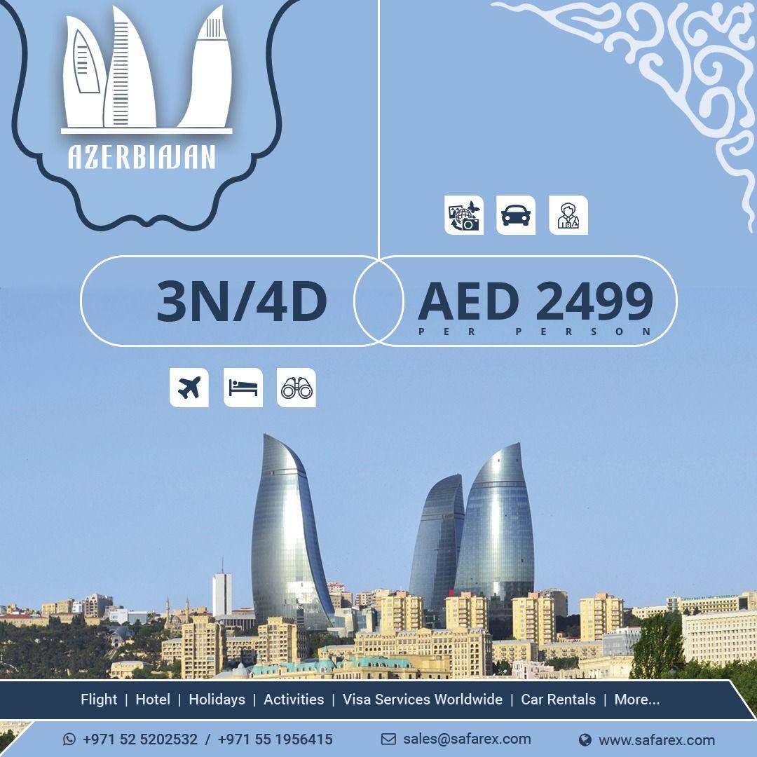 Baku Azerbaijan Best Flights Travel Dating Holiday Packaging