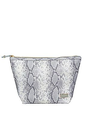 95fb1de91a0aa Stephanie Johnson Laura Snake Print Large Cosmetic Bag - No Color - Si