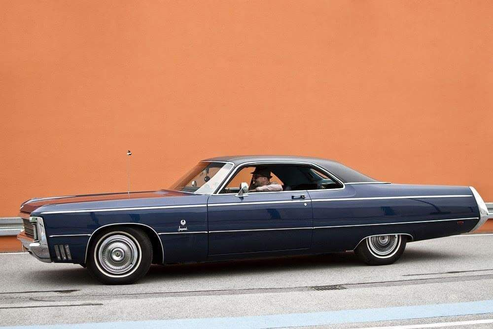 1969 Imperial Lebaron 2 Door Southampton With Images Chrysler