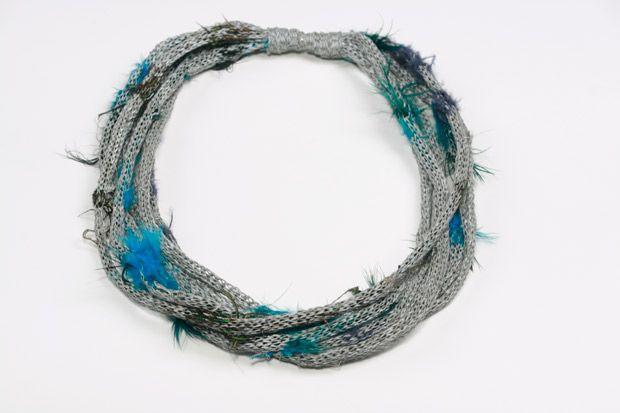 Lara Knutson reflective jewelry