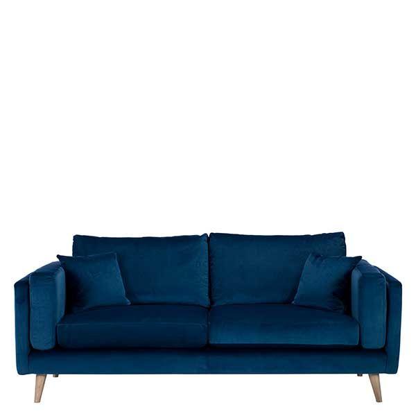 High Quality Juni Extra Large Sofa, Choice Of Velvet