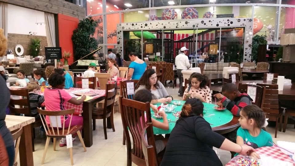 We are happy to provide a space where families can come