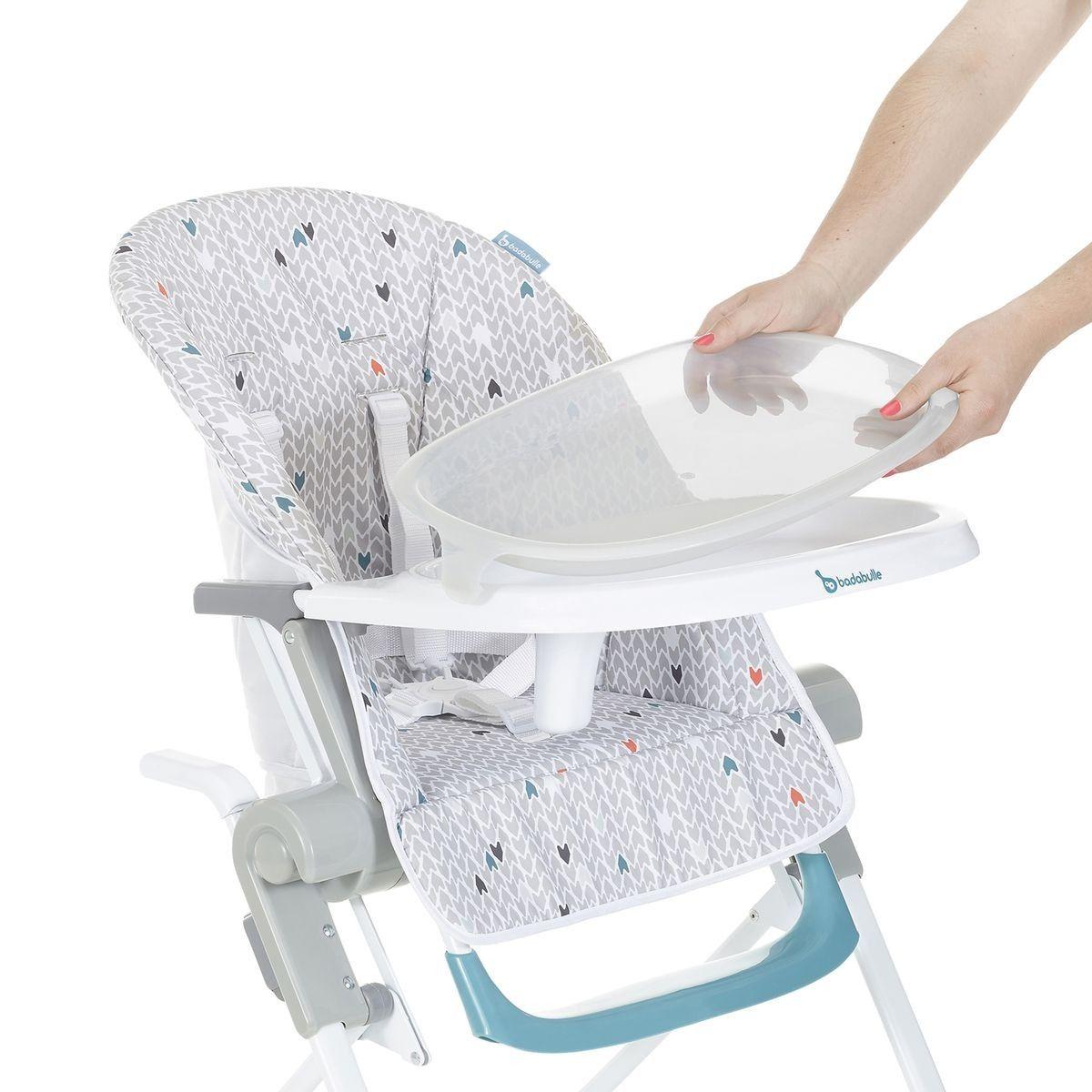 Chaise Haute Compacte B01070 Taille Tu Chaise Haute Bebe Chaise