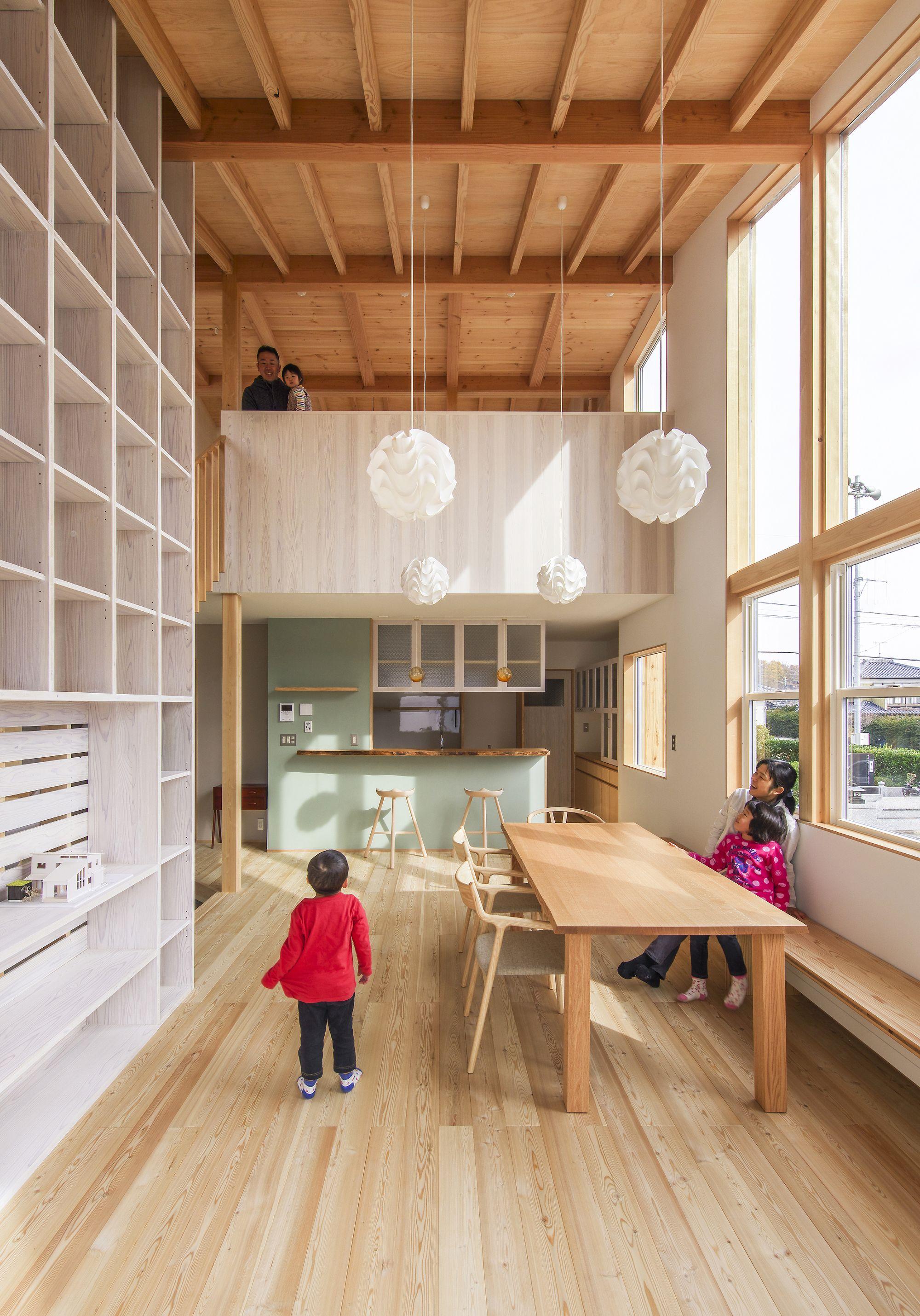 Küchendesign einfach aber elegant renhouse  mtkarchitects in   bauko  pinterest  architektur
