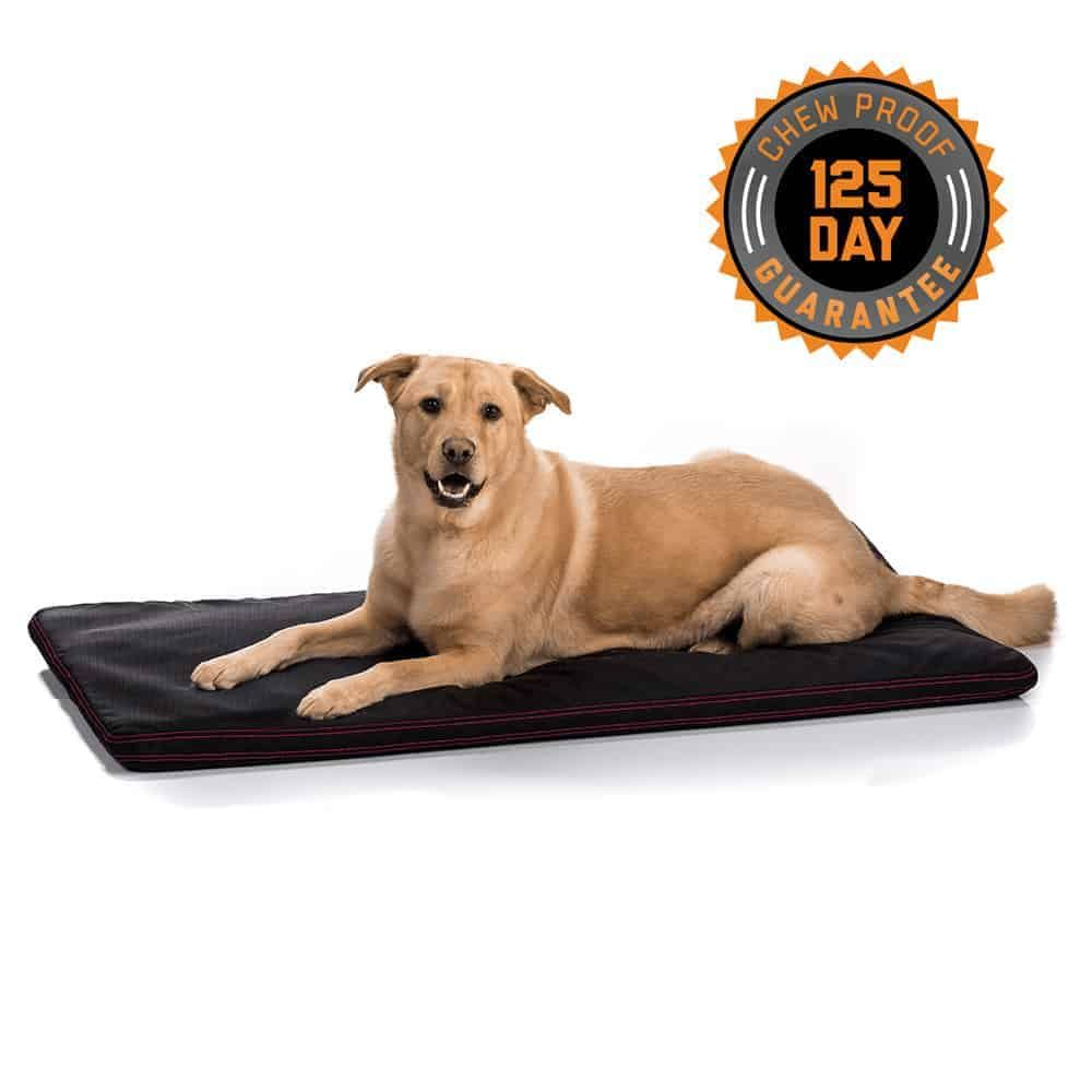 Gorilla Ballistic Tough Orthopedic Dog Crate Pad Chew Proof Dog Bed Indestructable Dog Bed Dog Crate Pads