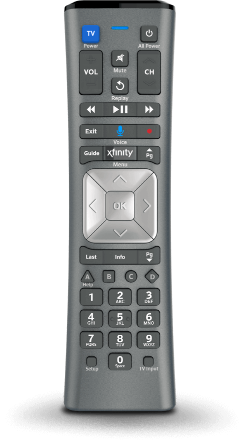 XFINITY X1 Remote Control Tips and Guide | XFINITY | X1 | Tv remote