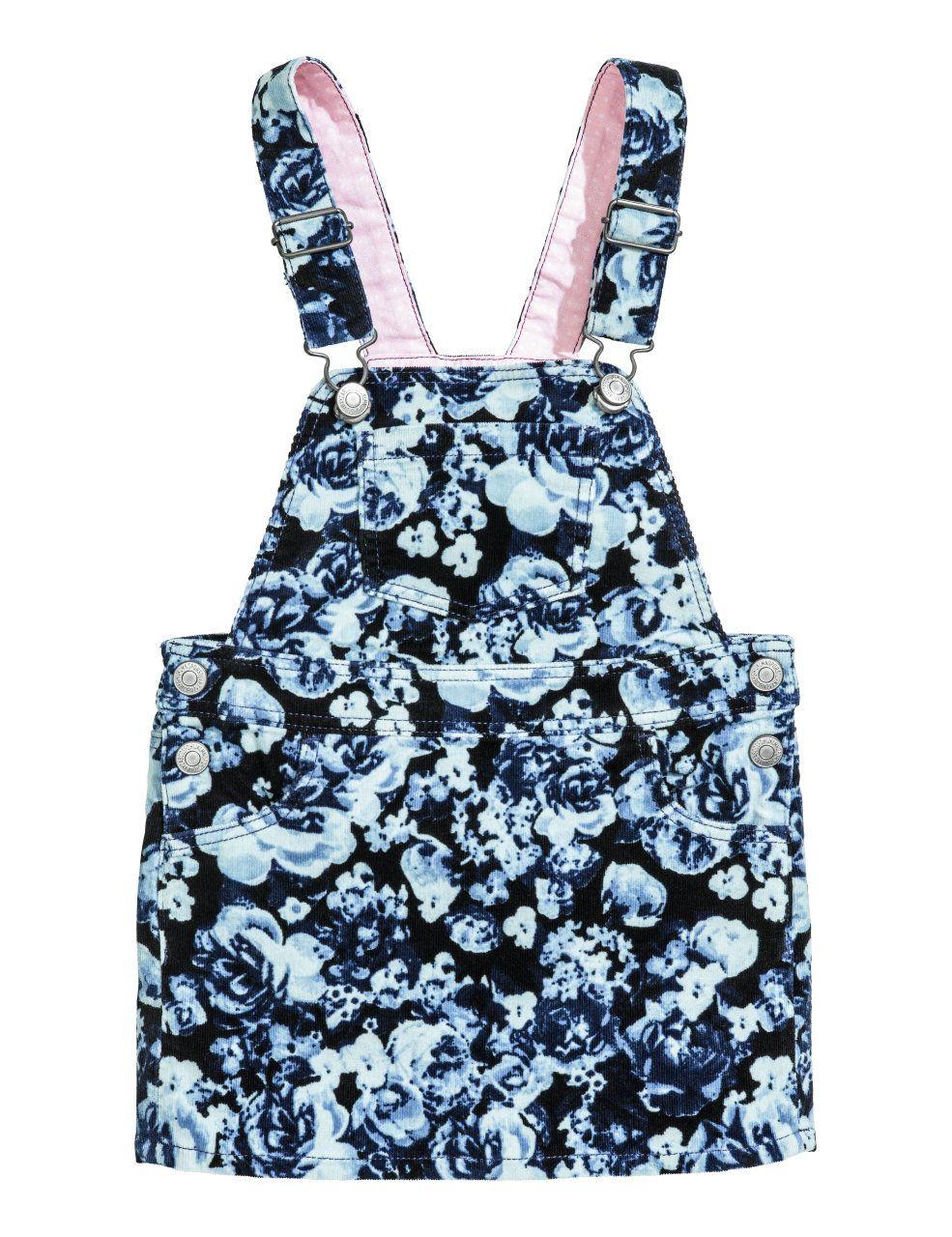 a23f16f7732 Corduroy Bib Overall Dress