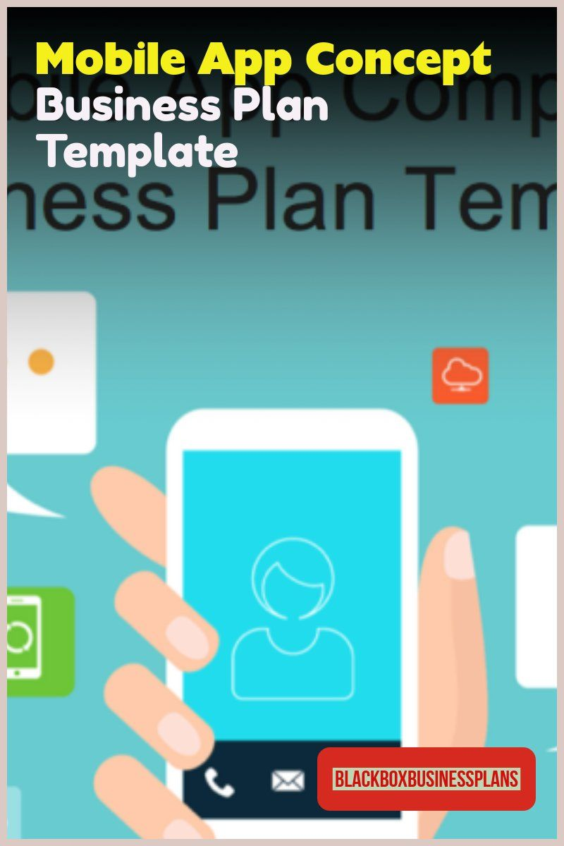 Mobile app concept business plan template business plan templates mobile app concept business plan template business plan templates pinterest business planning template and business flashek Choice Image