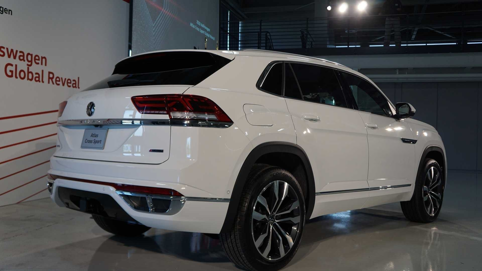 2021 VW Touareg Release Date