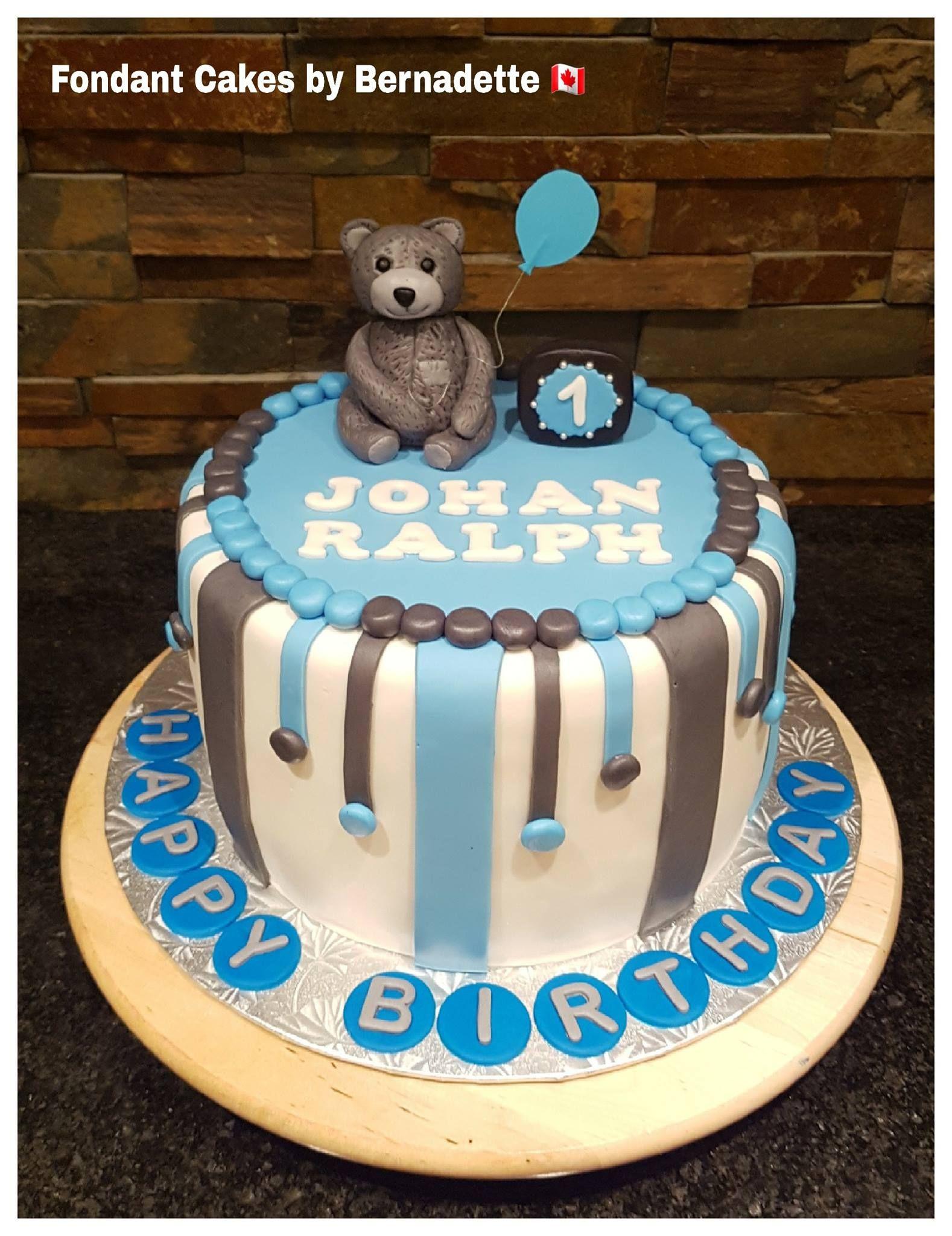 Johan Ralphs Birthday Cake My Creations Pinterest Birthday