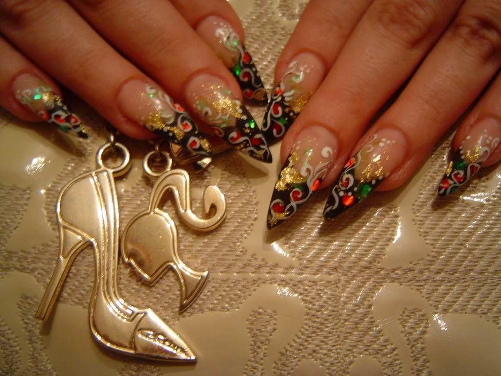 Russian Matryoshka Style Nail Art Designs For My Nail Obsession