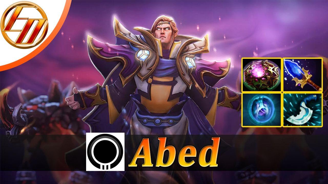 Abed Invoker Dota 2 Pro Gameplay | Invoker Fullgame | Pro