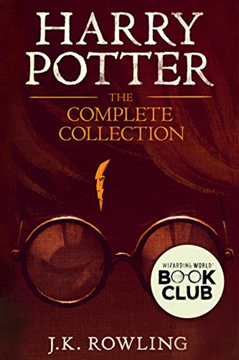 2015 Harry Potter The Complete Collection 1 7 By J K Rowling Pottermore Publishing Rowling Books Harry Potter Collection Pottermore