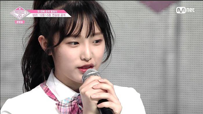 """""""가수 하다가 안 좋은 일 있었다"""" 친오빠 언급한 '프듀48' 최예나프로듀스48"""